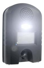 Weitech Garden Protector 2 mit Bewegungsmelder und Blitzlicht